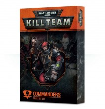 Warhammer 40,000: Kill Team: Commanders Expansion Set