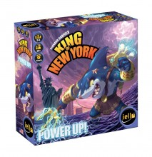 King of New York (2017) - Power Up!