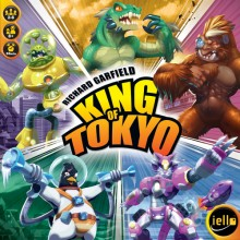 King of Tokyo (2017 Edition)