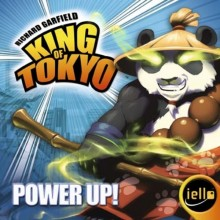 King of Tokyo (2017) - Power Up!