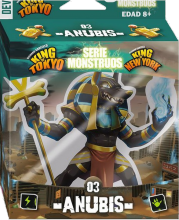 King of Tokyo / King of New York - Monster Pack: Anubis