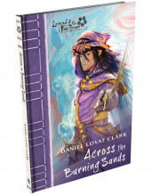 Legend of the Five Rings: The Card Game – Across the Burning Sands Novella