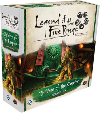 Legend of the Five Rings: The Card Game - Children of the Empire