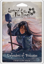 Legend of the Five Rings: The Card Game – Defenders of Rokugan: Crab Clan Pack