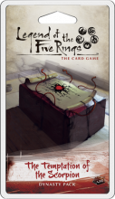 Legend of the Five Rings: The Card Game – The Temptation of the Scorpion