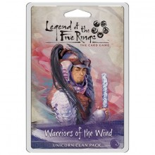 Legend of the Five Rings: The Card Game – Warriors of the Wind: Unicorn Clan Pack