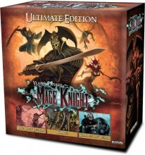 Mage Knight: Ultimate Edition (anglicky)