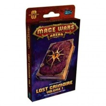 Mage Wars Arena: Lost Grimoire Volume 1