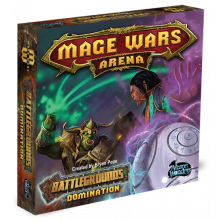 Mage Wars: Battlegrounds Domination