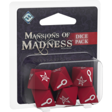 Mansions of Madness: Second Edition - Dice Pack