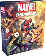 Marvel Champions: Card Game (anglicky)