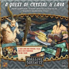 Massive Darkness: A Quest of Crystal & Lava