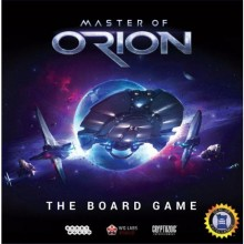 Master of Orion: The Board Game (anglicky)