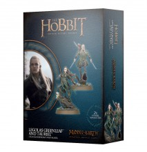 Middle-Earth Strategy Battle Game - Legolas Greenleaf™ & Tauriel™
