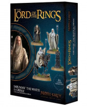 Middle-Earth Strategy Battle Game - Saruman™ the White & Gríma
