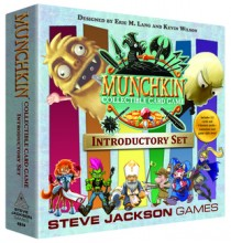 Munchkin Collectible Card Game Introductory Set