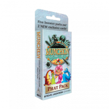 Munchkin Collectible Card Game: Phat Pack