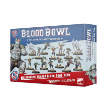 Necromantic Horror Team: The Wolfenburg Crypt-Stealers (Blood Bowl team)