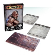Necromunda: Goliath Gang Cards