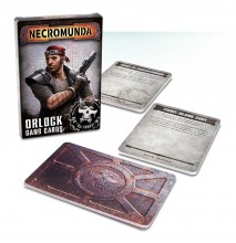Necromunda: Orlock Gang Cards