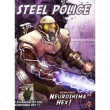 Neuroshima Hex 3.0: Steel Police