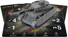 Panzer KPFW. IV Ausf. H World of Tanks Miniatures Game
