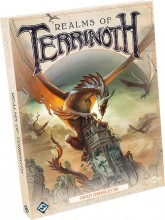 Realms of Terrinoth - Genesys Fantasy Campaign Setting