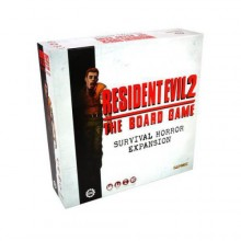 Resident Evil 2: The Board Game – Survival Horror Expansion