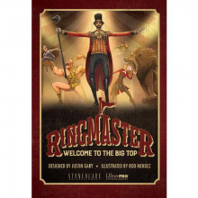 Ringmaster: Welcome to the Big Top