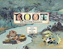 Root  - Riverfolk Expansion (anglicky)