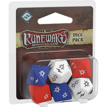 RuneWars: Miniatures Game Dice Pack