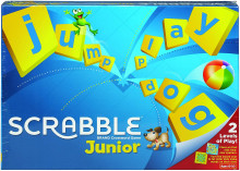 Scrabble Junior  (anglicky)