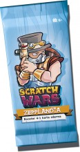 Scratch Wars - Booster (Zepplandia)