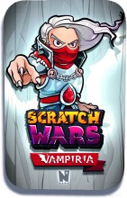 Scratch Wars - Starter Pack (Vampiria)