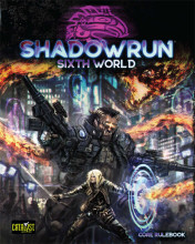 Shadowrun: Sixth World Core Rules