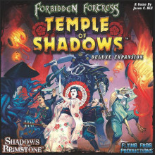 Shadows of Brimstone: Forbidden Fortress: Temple of Shadows Deluxe Expansion