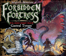 Shadows of Brimstone: Gastral Tyrant Enemy Pack