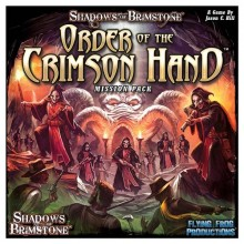 Shadows of Brimstone: Order of the Crimson Hand