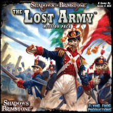 Shadows of Brimstone: The Lost Army