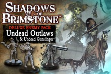 Shadows of Brimstone: Undead Outlaws