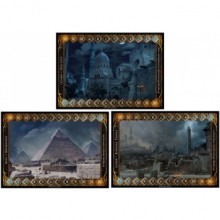 Sorcerer - Egyptian Battlefield Boards
