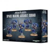 Space Marine: Assault Squad