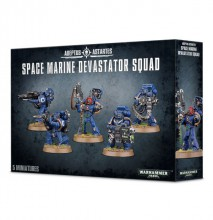 Space Marines: Devastator Squad