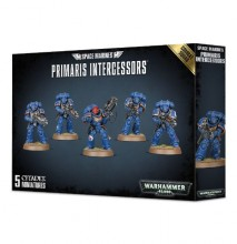 Space Marines: Primaris Intercessors Combat Squad