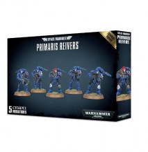 Space Marines: Primaris Reivers Combat Squad