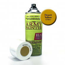 Sprej The Army Painter - Colour Primer - Desert Yellow