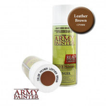 Sprej The Army Painter - Colour Primer - Leather Brown