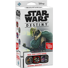 Star Wars: Destiny - General Grievous Starter Set - anglicky