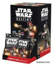 Star Wars: Destiny - Impérium ve válce - Booster Box - CZ