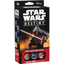 Star Wars: Destiny - Kylo Starter Set - anglicky